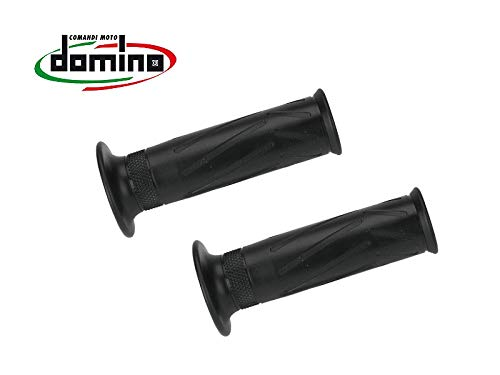 Domino par puños Yamaha scooter-maxiscooter (puños moto)/Couple Handle scooter-maxiscooter Yamaha (Knobs Motorcycle)