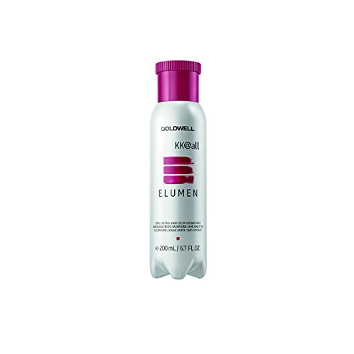 Goldwell Elumen Haarfarbe, KK@, 1er Pack(1 x 200 ml)