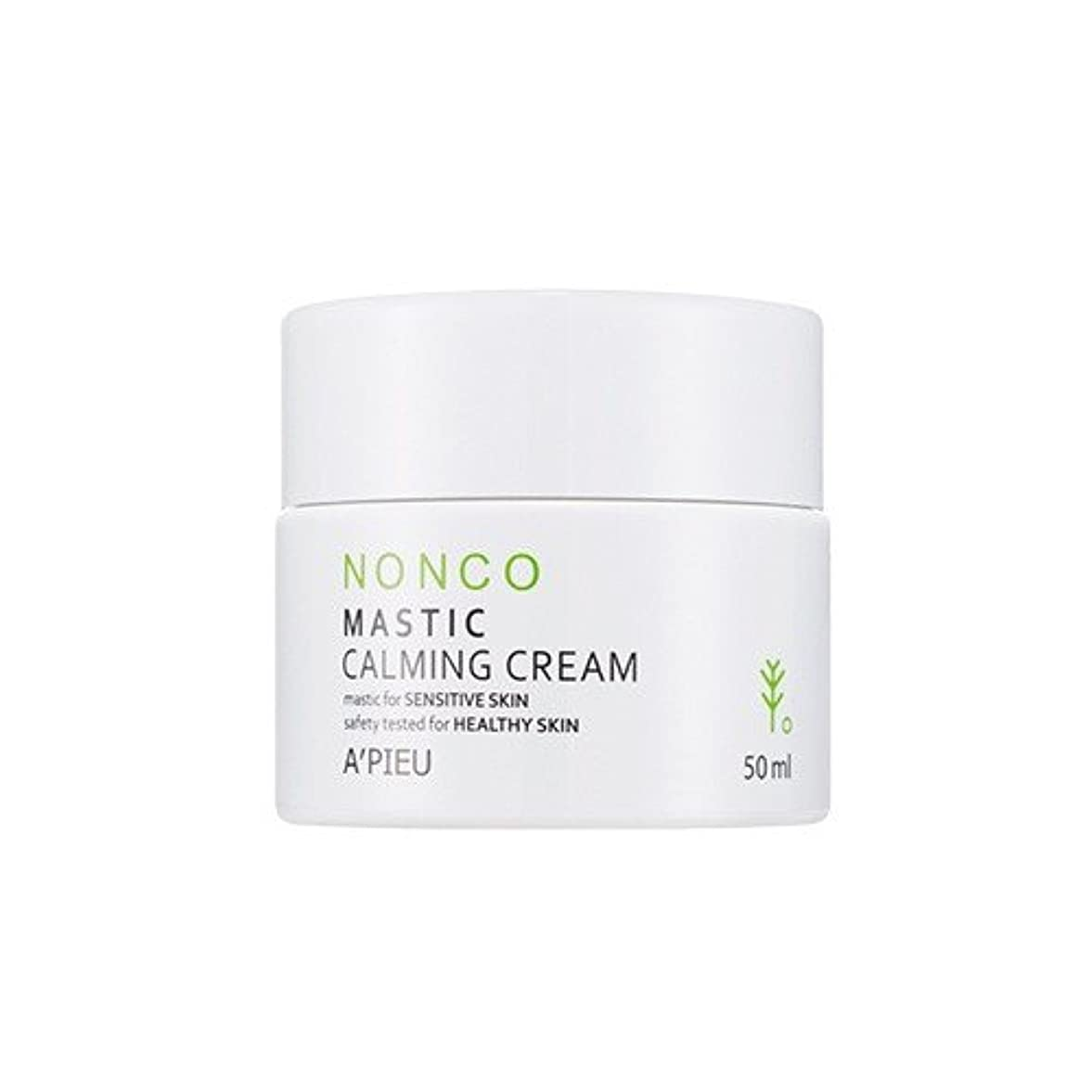 勧告振動する平等アピュ[APIEU] Nanco Mastic Calming Cream Nancoマスチックカーミングクリーム