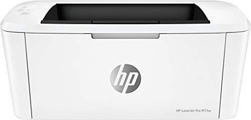HP Impresora Laserjet Pro M15W 19 Ppm Impresoras de Tinta, (W2G51A)