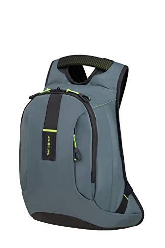 Samsonite Paradiver Light - Mochila M, 40 cm, 16 L, Gris (Trooper Grey)