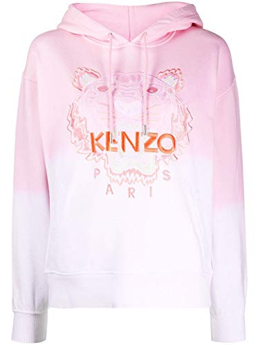 Kenzo Luxury Fashion Damen FA52SW8674XG32 Rosa Sweatshirt | Frühling Sommer 20