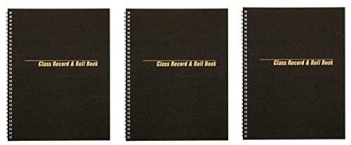 Rediform Class Record & Roll Book, 40 Sheets, 11'x8 1/2', (33988)...
