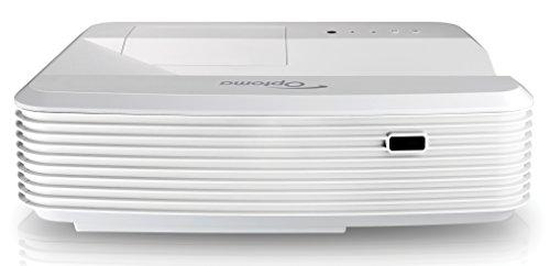 Optoma GT5000+ Kurzdistanz DLP Projektor (Full HD, 3200 Lumen, 23.000:1 Kontrast, 3D)