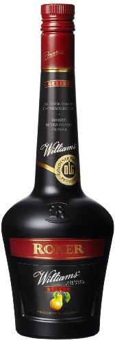 Roner Pera Williams Reserv (1x 0,7l) - Acquavite di frutta Distilleria Artigianale Alto Adige Südtirol piu premiata d'Italia - 700 ml