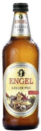 Engel Keller Pils Bio 12 Flaschen x0,5l