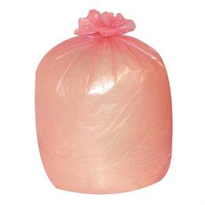 Jantex bolsas de basura rojo 200unidades) color: rojo. Capacidad: 80Ltr