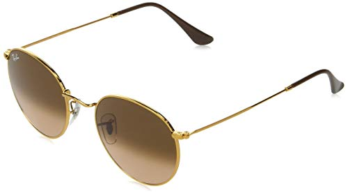 Ray-Ban Junior Rb 3447 Occhiali da sole, Marrone (Bronze Copper), 50 mm Unisex-Adulto