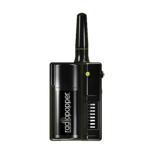 RadioPopper JRX-RS JrX Receiver (Black)