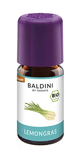 Baldini Bio/Demeter Bio-Aroma Lemongras Öl