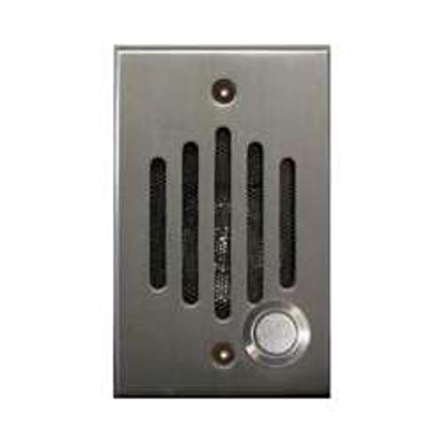 Channel Vision IU-0252C IU Series CAT5 Intercom Door Station, Oil Rubbed Bronze