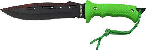 Z-Hunter Adultes Longueur Totale cm : 30,48 Couteau d'extérieur, Multicolore, Taille Unique