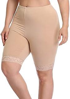 Women's Plus Size Modal Cotton Short Leggings Pants...