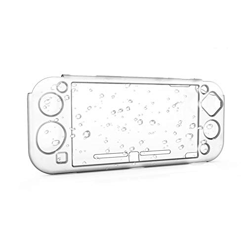 funnyfeng Mini Game Cover, Kristallweiße Mini Game Schutzhülle Enjoyable