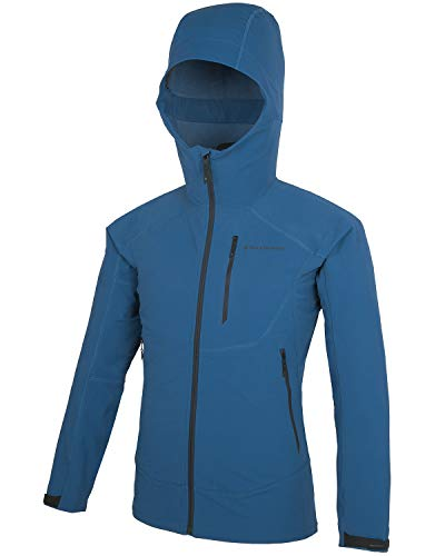 Black Diamond Cirque Shell Jacket - Men's Astral Blue, XL