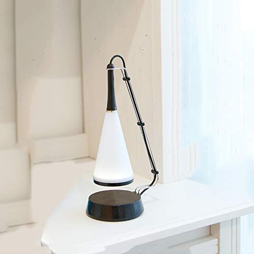 ZSSM Bluetooth Altavoz de la lámpara de Control táctil Regulable Puerto de...