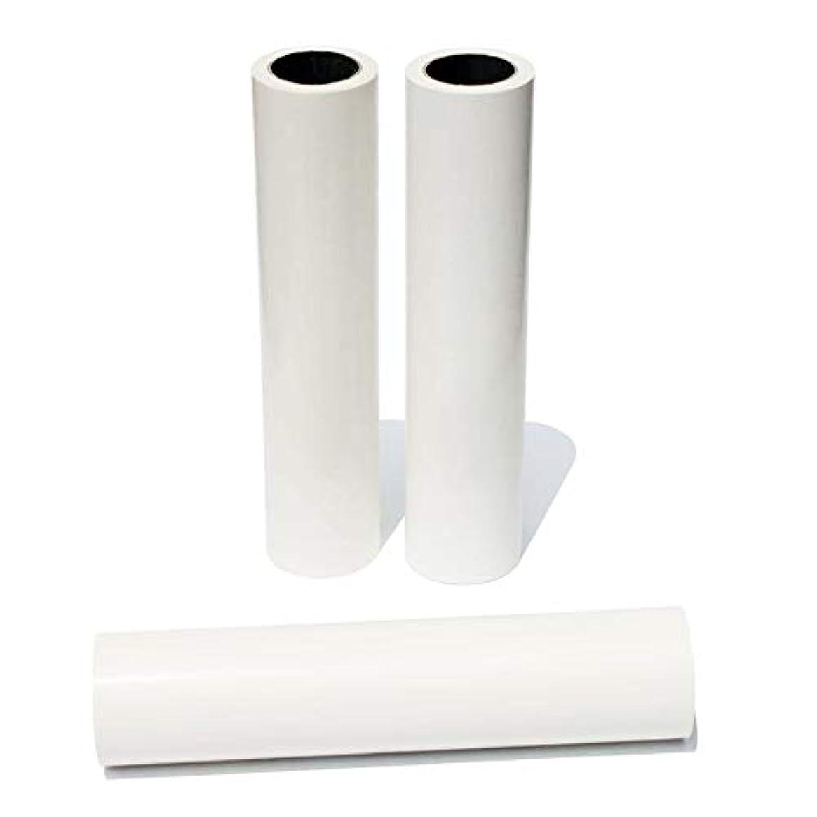 測定オーガニック夫婦CGOLDENWALL ロール式ラミネーターフィルム PET 光沢 A8~A3 内径1インチ 幅*長さ300mm*200m 厚さ22μm 業務用