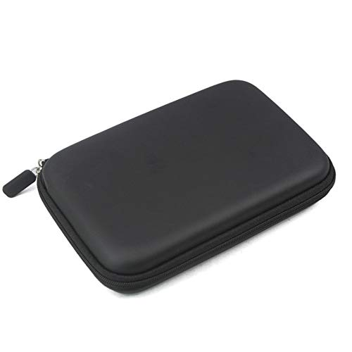 Zshion Funda para GPD Pocket 2 Laptop 7 Pulgadas Mini Laptop,EVA Hard Travel Storage Case Case Cover Funda protectora para GPD Pocket 2 (negro)