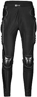 درع - جاكيت الدراجة النارية كامل الجسم درع بدلة الدراجات النارية سباق الدراجات النارية جاكيت حماية مقاس S-5xl للرجال (GT-3...