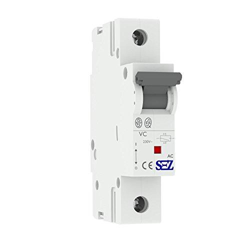 Circuit Breaker c100a 3 Pole 10ka Fuse Machine LS switch sez