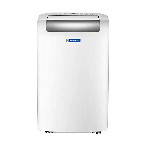 Blue Star 1 Ton Portable AC (Copper PC12DB White)