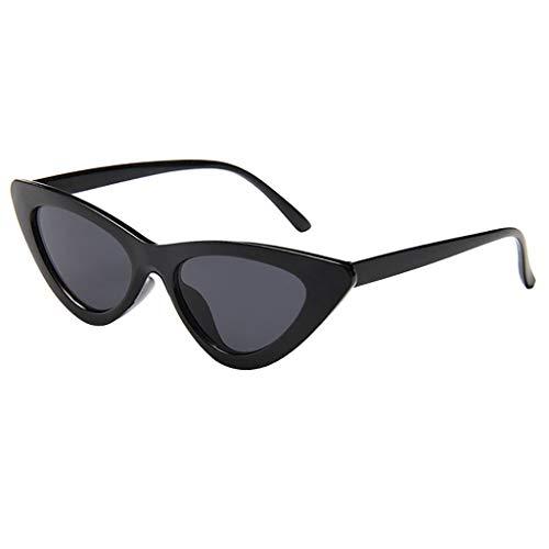 Occhiali Trap Uomo Donna ITISME Colore Della Caramella Moda Occhi di Gatto Occhiali da Sole Vintage Sexy Oversize