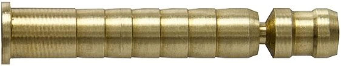 Easton H Brass Insert (12-Pack), 50/75gm