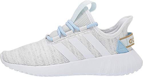 adidas Women's Kaptur Sneaker, Blue Tint/White/Glow Blue, 11 M US