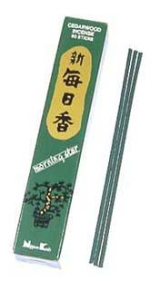 Encens Japonais - Cedre - Boite de 50 Sticks
