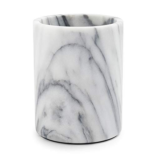 Sur La Table Marble Utensil Crock K21506M