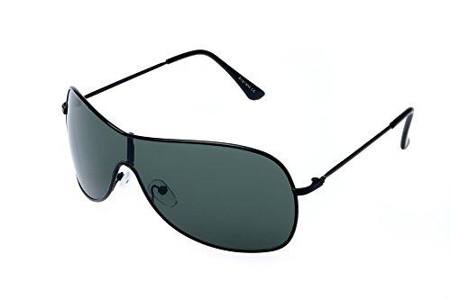 ALPLAND Sonnenbrille Speed I Dark Olive VERSPIEGELT inkl. SOFTBAG