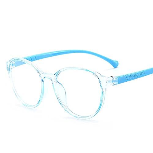 Xingang Gafas de bloqueo de luz azul para niños lindo anti ojo tensión moda marco gafas para lectura juego computadora