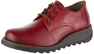 Fly London Women's SIMB389FLY Brogues, Red (Red 004), 9 UK (42 EU) (B07FTTJX8G) | Amazon price tracker / tracking, Amazon price history charts, Amazon price watches, Amazon price drop alerts