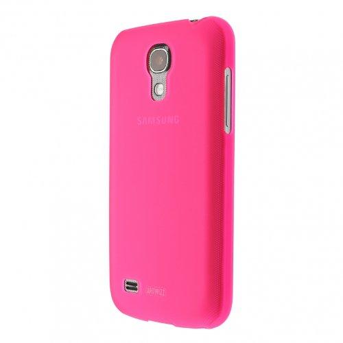 Artwizz 1271-SJCL-S4MP Rubber Clip Light für Samsung Galaxy S4 Mini (Neon Pink)