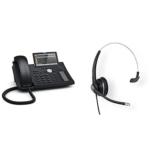 Snom D375 Euro 300 Desk Telephone Black...