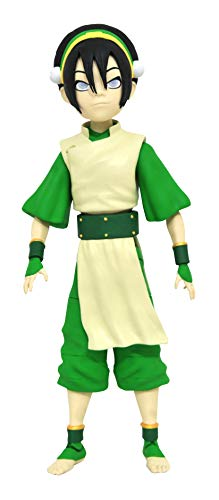 DIAMOND SELECT TOYS Avatar The Last Airbender: Toph Deluxe Action Figure