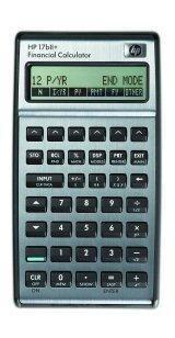 HP 17 BII+ Taschenrechner