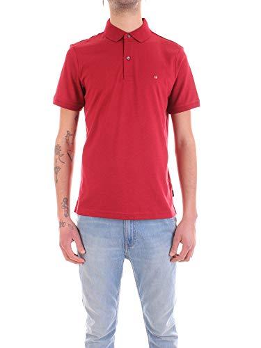 Calvin Klein K10K105182 Polo Soft Interlock - Polo para hombre, talla XL,...