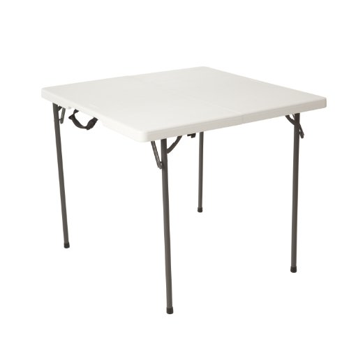 Lifetime 80273 Table, Square, Residential, 34\