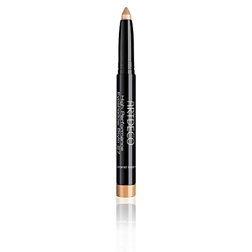 Artdeco High Performance Eyeshadow Stylo, Farbe Nr. 27, soft golden rush, 1er Pack (1 x 1 Stück)
