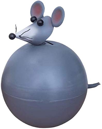 ZKZKK Mini Caja de Dinero Lindo Lindo Money Box Piggy Bank Lucky Rat Hucha, Hucha Metal, Hucha para Adultos: Debe Romper con el Dinero, Estilos, Bancos de Regalos de cumpleaños Regalos