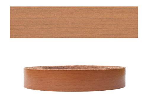 Mprofi MT® (5m rollo) Cantoneras laminadas melamina para rebordes con Greve Cereza americana 22 mm
