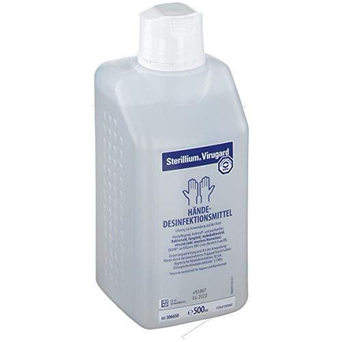 500ml Sterillium Virugard Hygiene Händedesinfektion Desinfektionsmittel