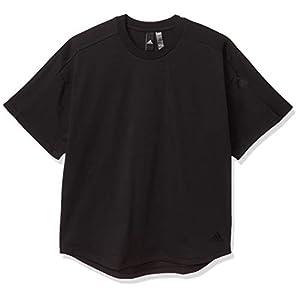 [アディダス] 半袖 Tシャツ マストハブ 半袖Tシャツ (GUO17) メンズ ブラック(FM5385) 日本 J/S (日本サイズS相当)