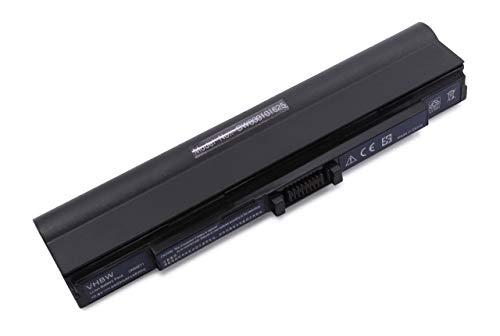 vhbw Batería Recargable Compatible con Acer Ferrari One, One 200 Notebook (4400 mAh, 11,1 V, Li-Ion)