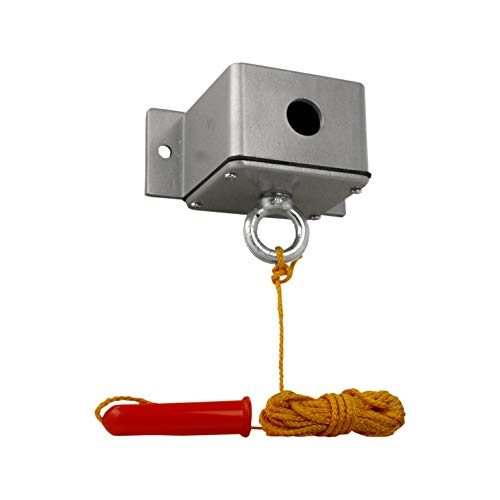 MMTC CPM-1 Nema 4 Exterior Ceiling Pull Switch with Rotating & Swivel SPST