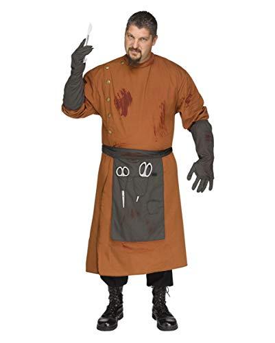 Horror-Shop Disfraz de psicpata One Size Plus
