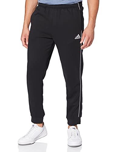 Adidas Regista18 Pnt Pantalones Deportivos, Hombre, Negro (Black/White), M