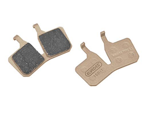 ELVEDES Magura MT5/7 Brake Pads Cycle/MTB/E-Bike/Mountain Bike/Road Adult Unisex, Gold, Standard