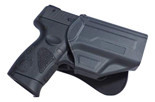 Tactical Scorpion Gear Thumb Release Level II Polymer Holster: Fits CZ P10-C